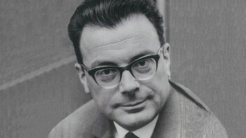 Portrait de Hans Braunschweiler
