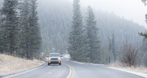 Safe through the winter – Tips for car drivers