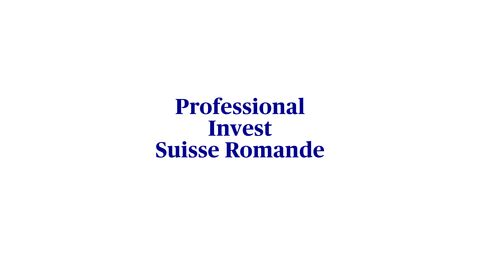 Information on the Professional Invest Suisse Romande pension solution