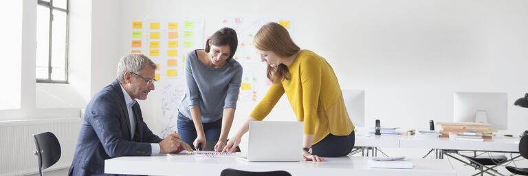 La gestion de la santé dans l'entreprise par AXA a pour mission de promouvoir la santé de vos collaborateurs.