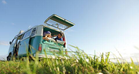Cinq règles importantes pour vos vacances en camping-car