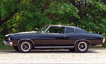 Chevrolet Muscle Car, «Hot Rod» -AXA