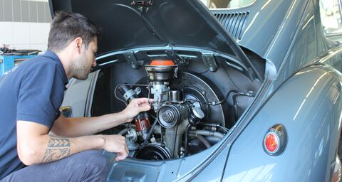 Winterizing vintage cars: ten tips from the experts
