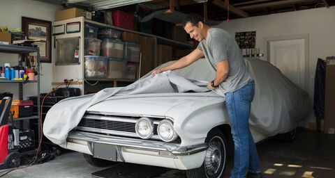 Buying and registering a vintage car: what do I need to know?