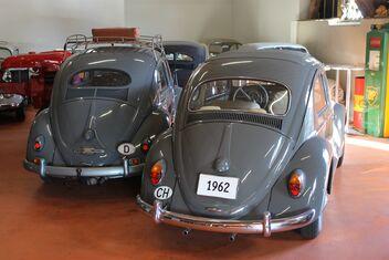 VW Beetle vintage cars